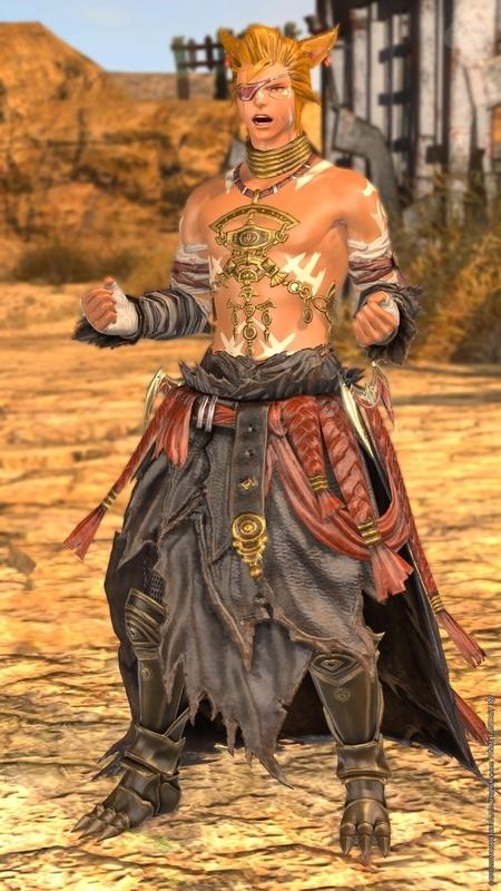 アマルジャの戦士