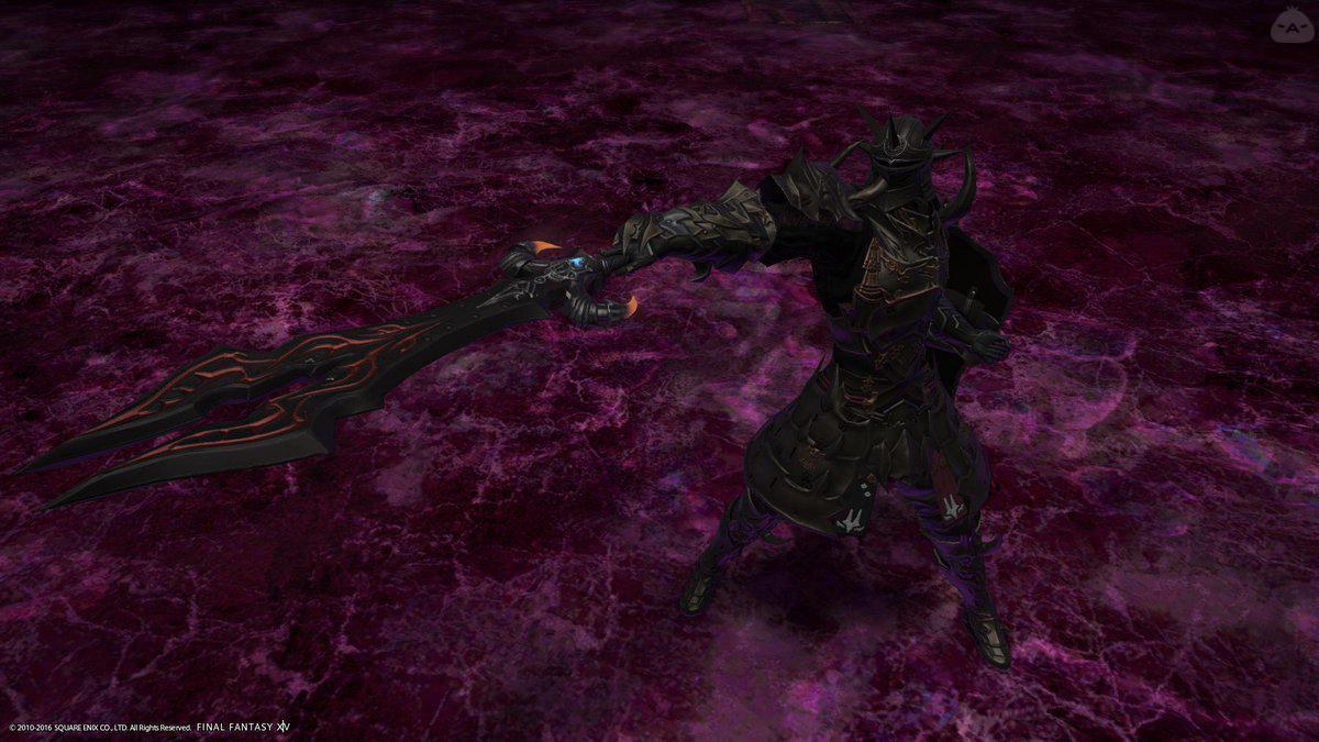 傀儡暗黒剣士