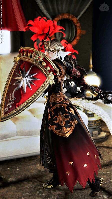 ガーネットの騎士