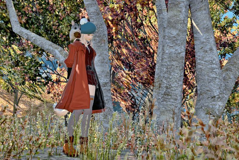 秋の小旅行ミラプリ