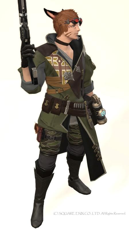 傭兵コーデ