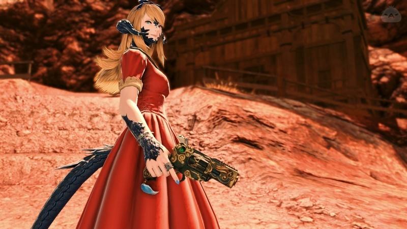 カラミティ・ジェーン WILD ARMS Edition