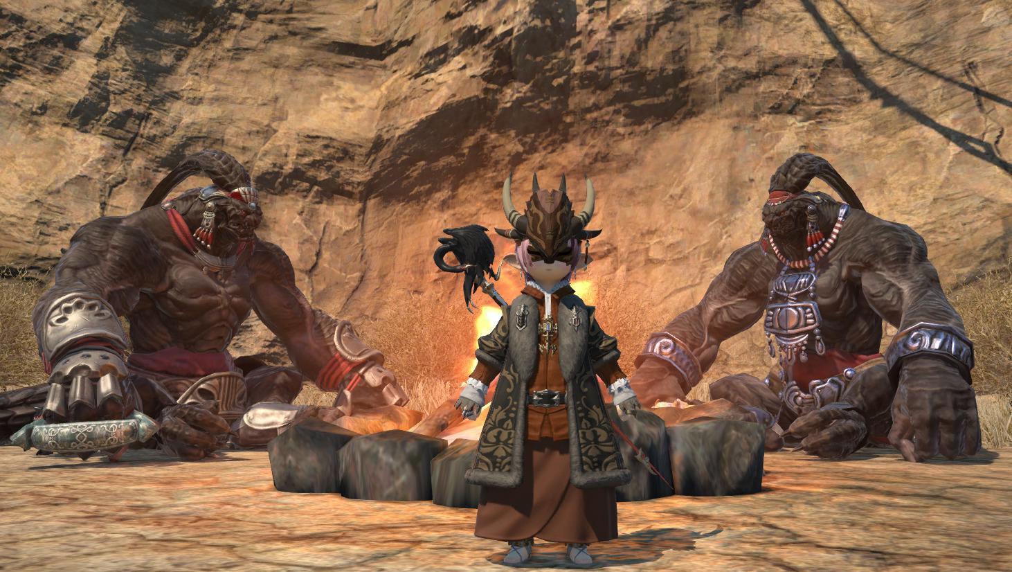 古の呪術師
