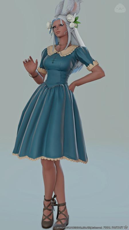 うさぎドレス