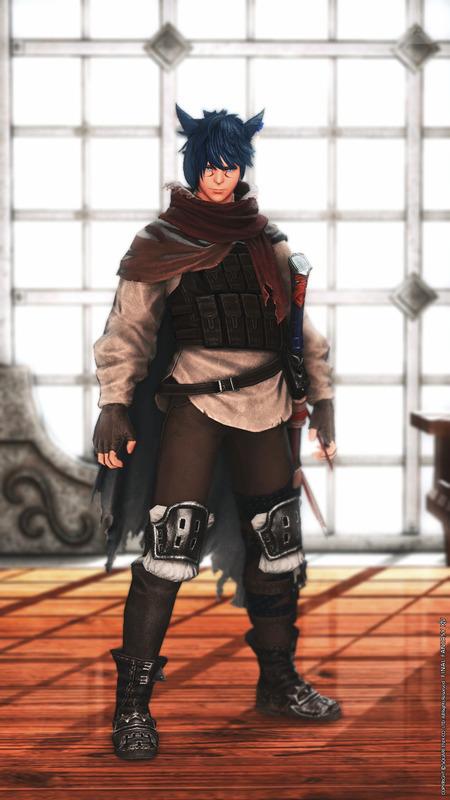 アンドロイド旧式軍装:格