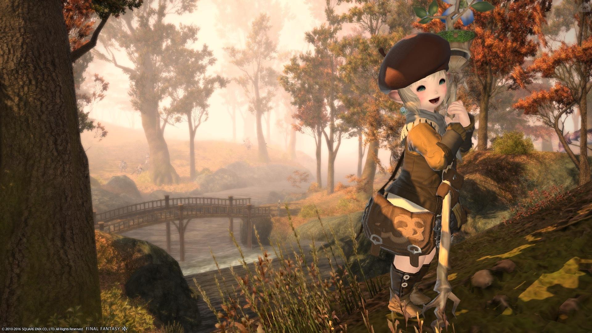 満喫!ララちゃんの秋~紅葉での一枚~