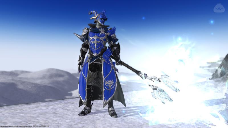 蒼穹の竜騎士