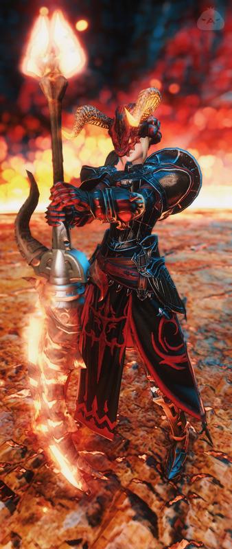 獄炎の騎士
