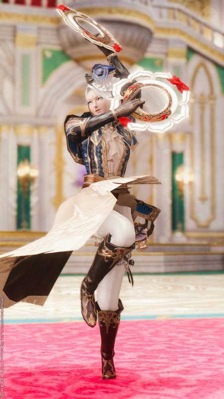 宮廷ダンサー