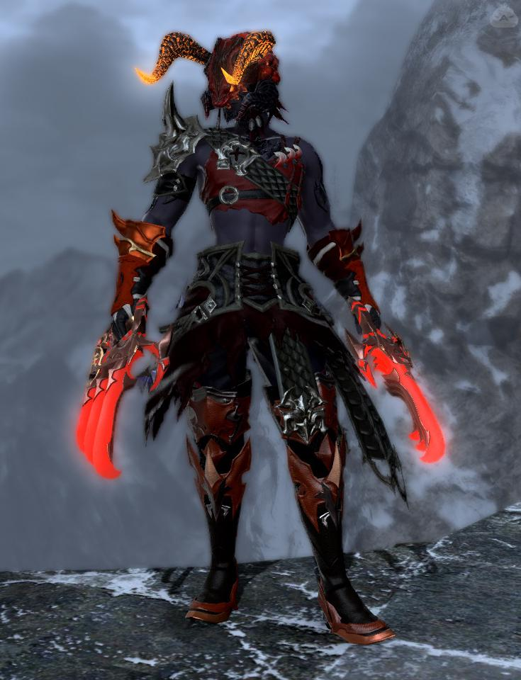 焔神系モンク