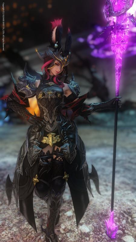 黒竜のヴィエラ