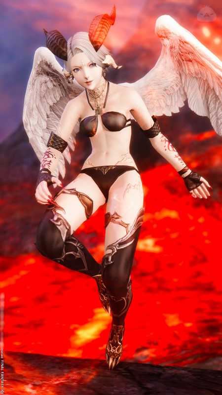 堕天使降臨