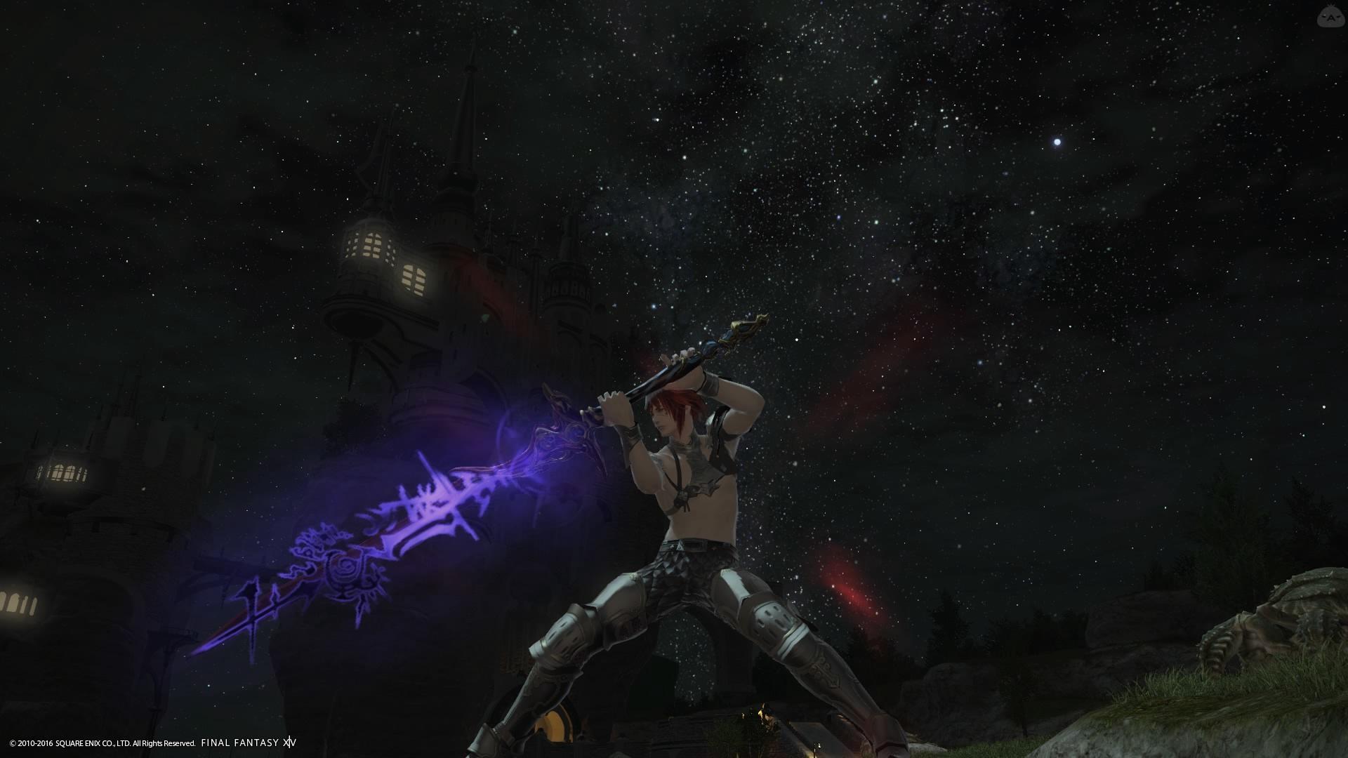 魔法剣を使いし旅人