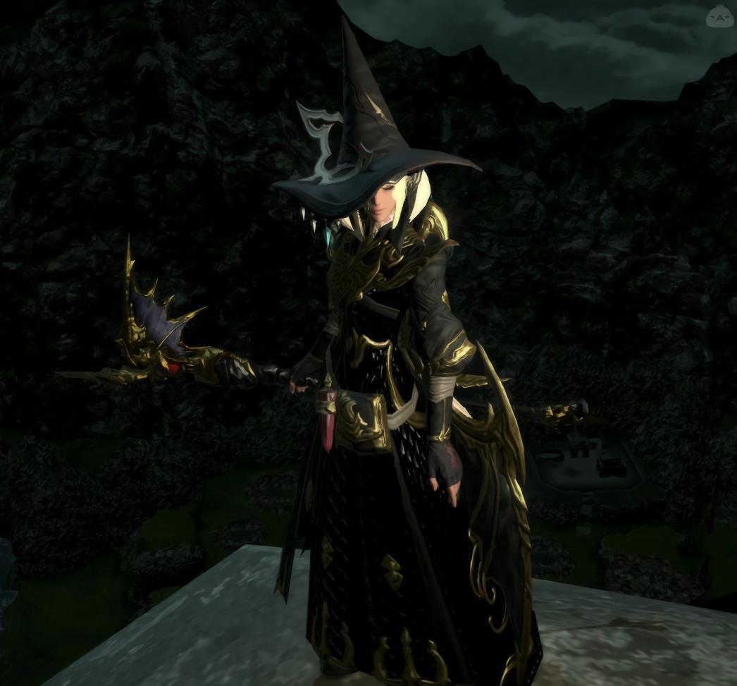 漆黒の竜魔導士