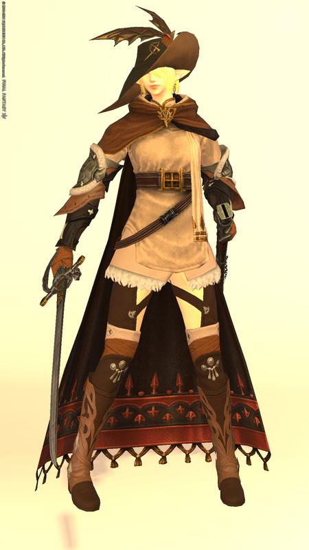 砂塵の女剣士