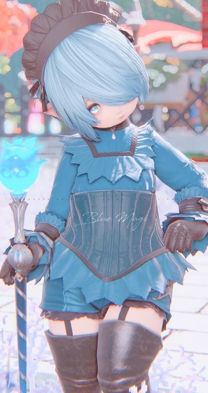 Blue Magi
