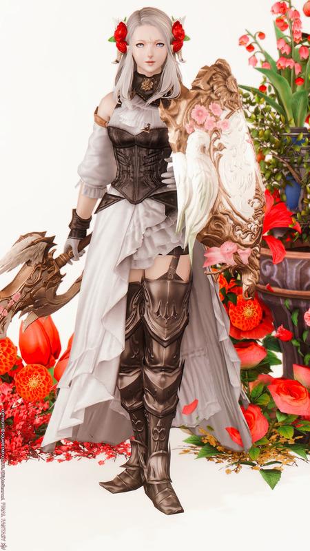 Flower Knight