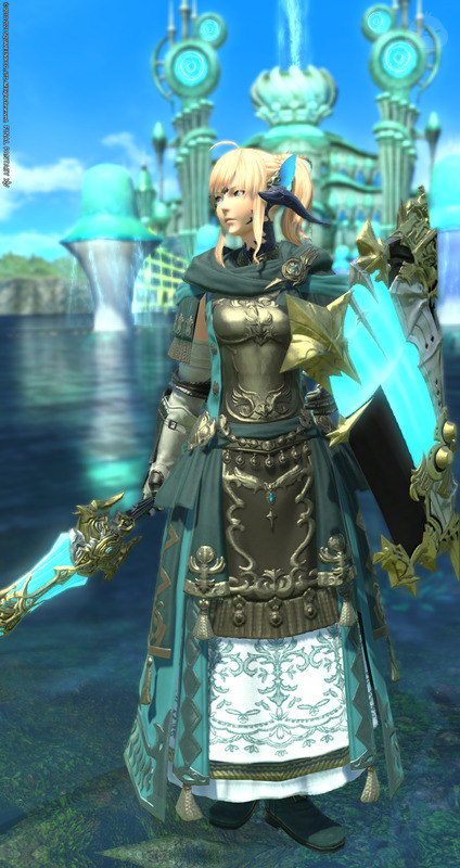 妖精郷の自由騎士
