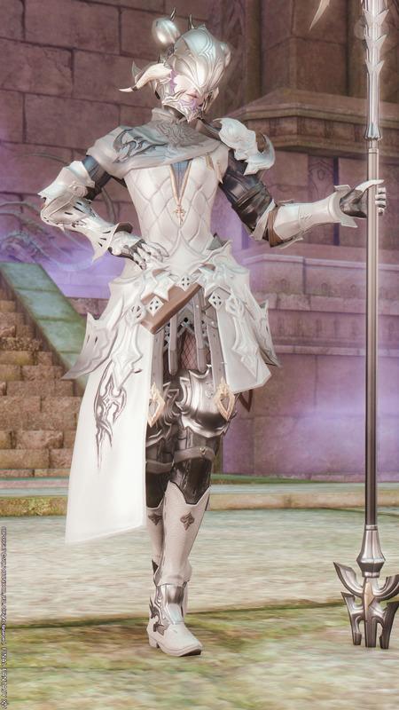 White Dragoon