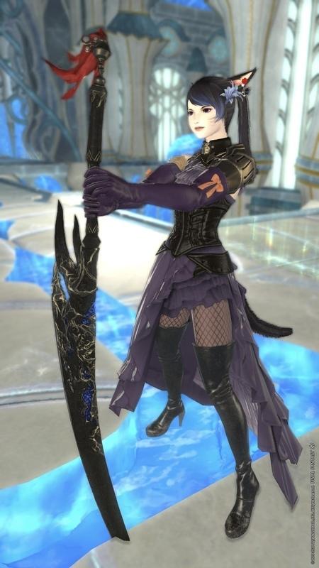 暗黒ドレス