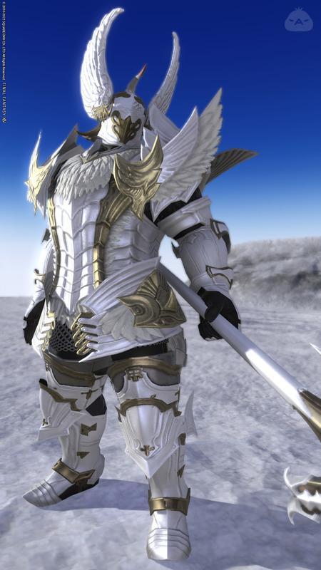 白き翼の竜騎士