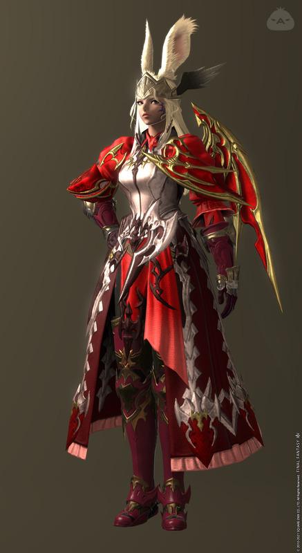 紅の戦女神