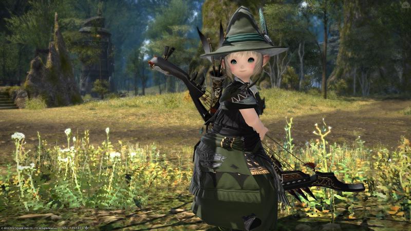 中央森林の守り姫