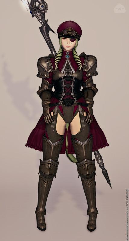 女幹部風竜騎士