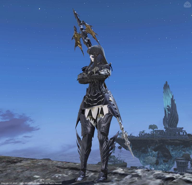 瑠璃色の竜騎士
