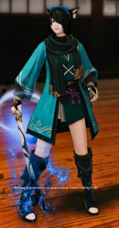 新○組の女剣士