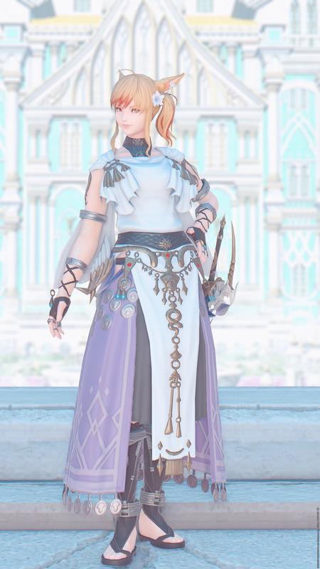 紫苑色の天使