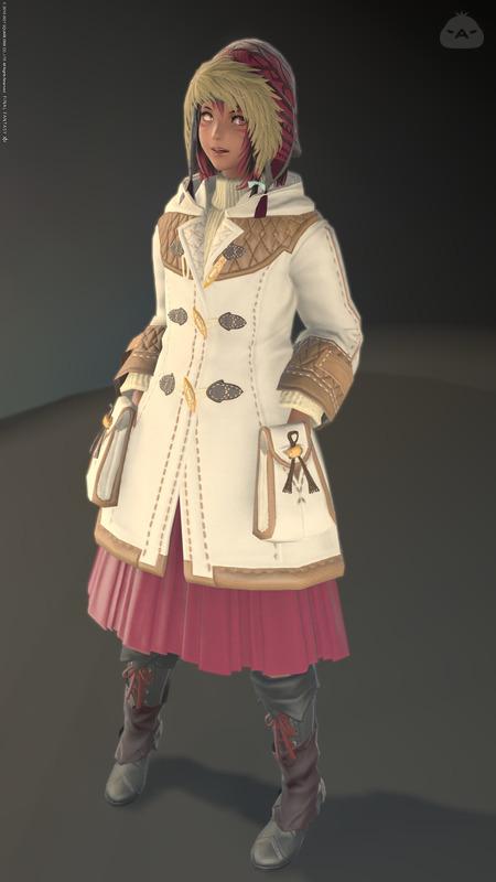 赤白雪頭巾姫ちゃん