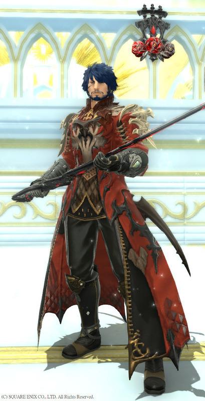 リオレウス赤魔導士