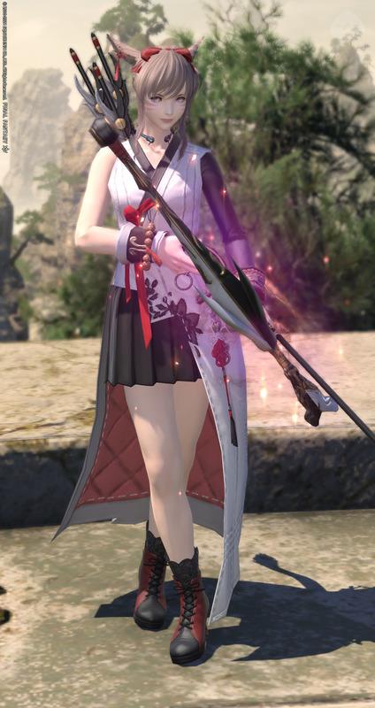 東方の弓姫