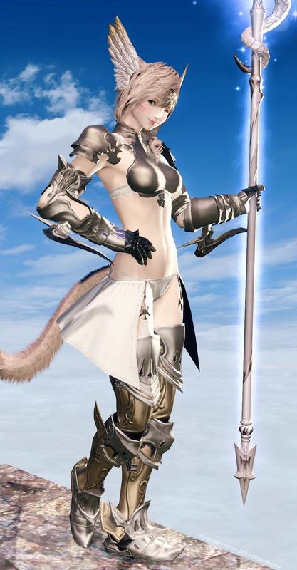 ヴァルキリー『天空の竜騎士』