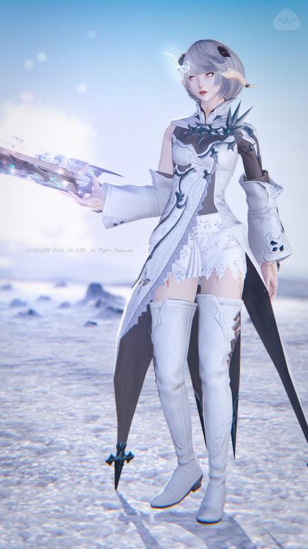 白の召喚士