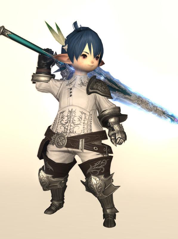 エアルーム剣士