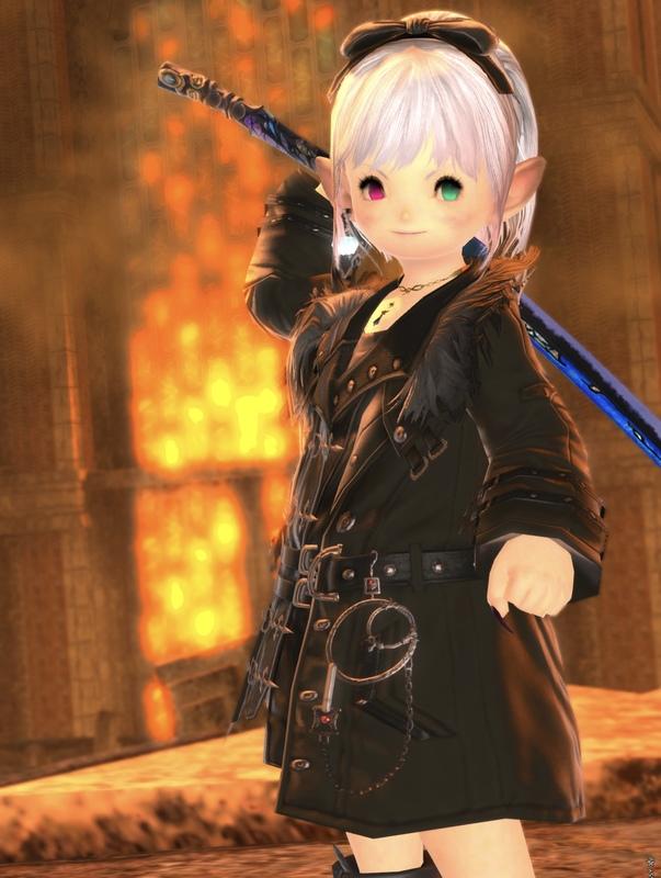 小さな暗黒騎士
