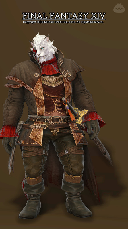 Noble swordsman