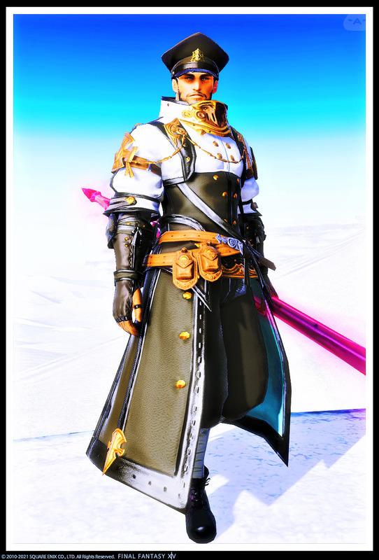 スカラスレイヤー胴×ハイランダー♂×竜騎士