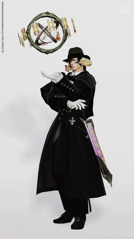 黒衣の占星術師