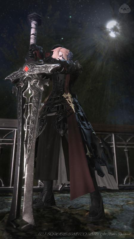 月光の暗黒騎士