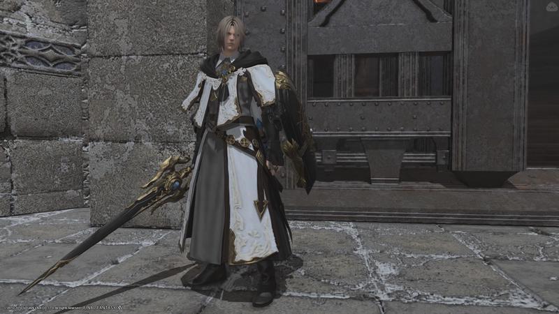 聖騎士っぽいの