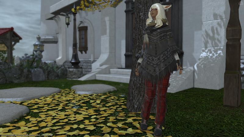 EoCan、秋のスタイル