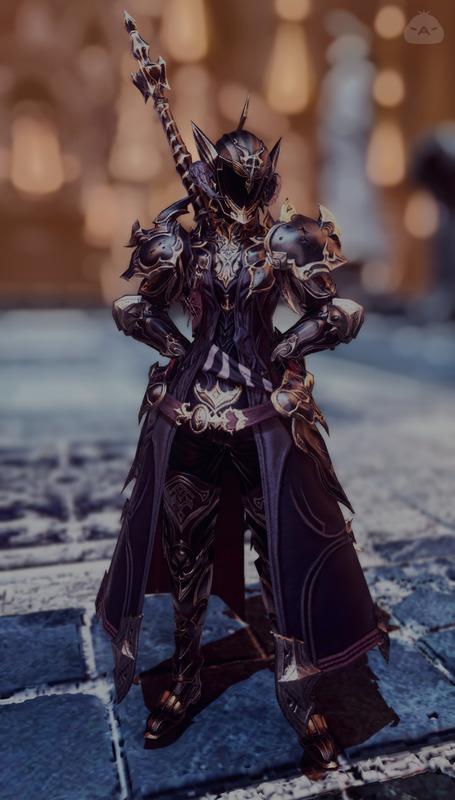 Masked Dark Knight