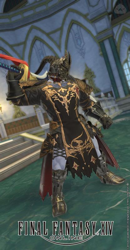 黒竜の仮面騎士