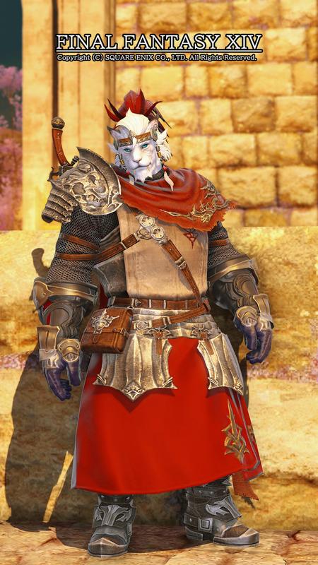 Mediaeval Gunbreaker