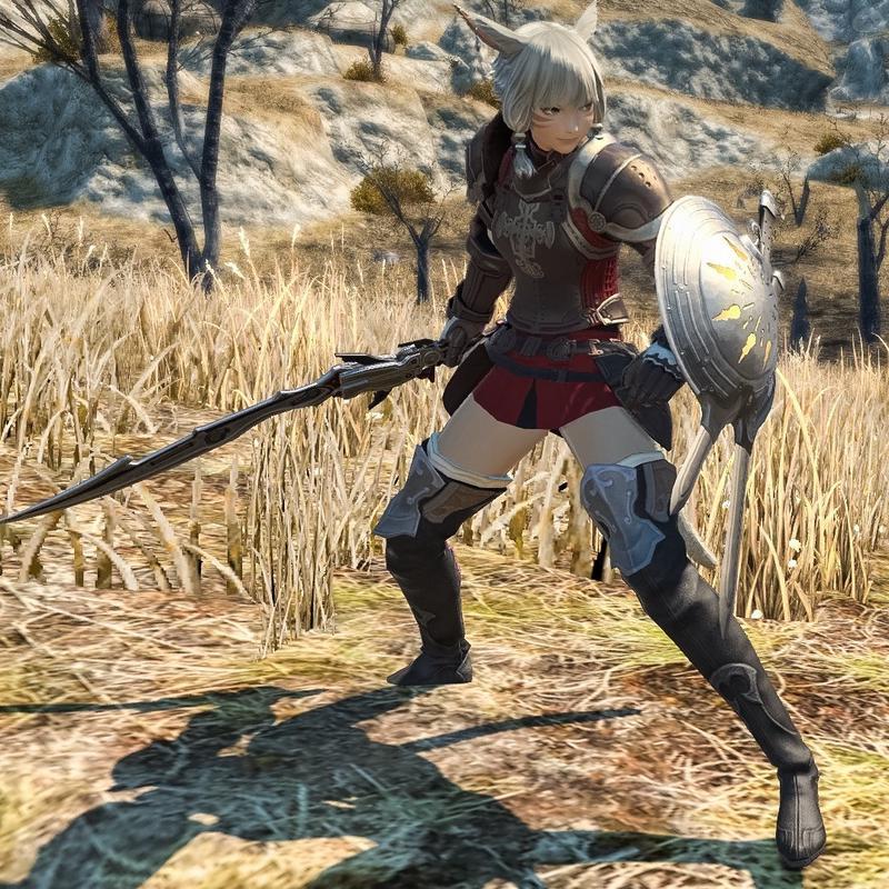 軽装備剣士