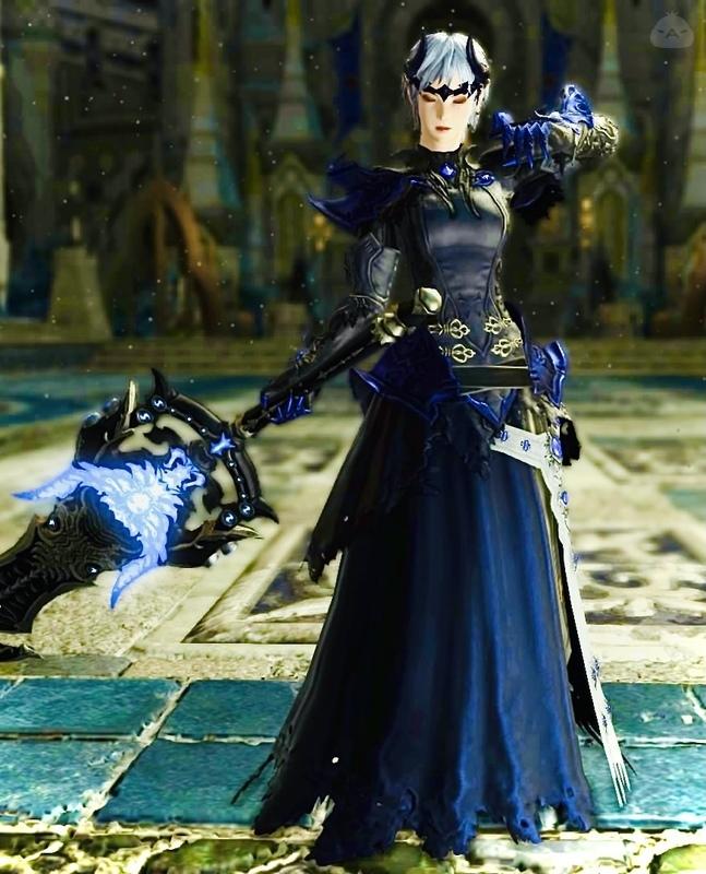 ヴォイドアーク暗黒騎士