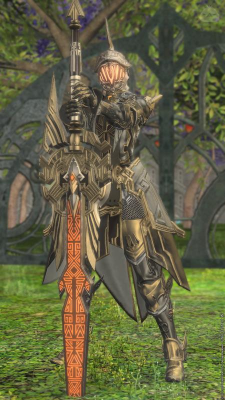 ロンカの暗黒騎士